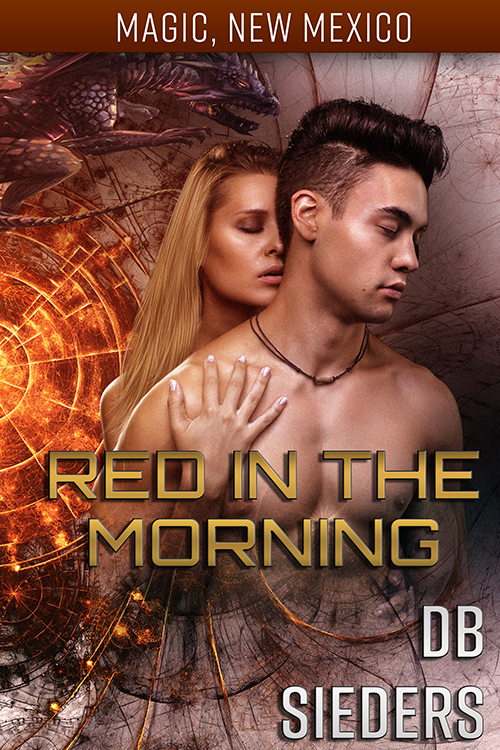 red in the morning by db sieders