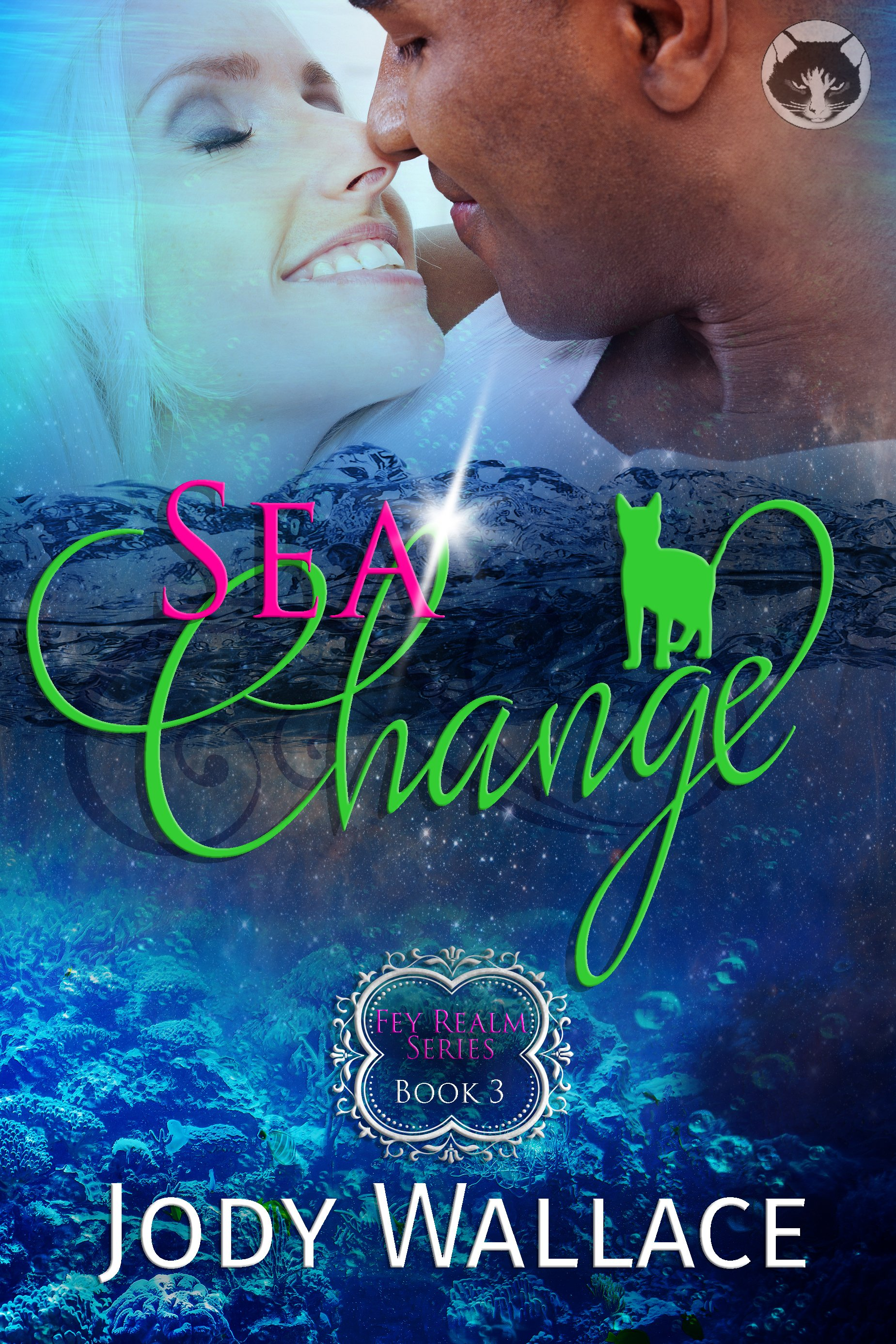 the cover for sea change by jody wallace