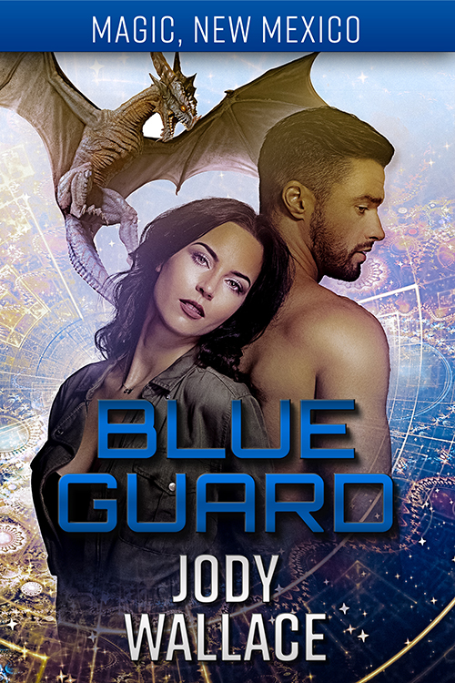 blue guard cover