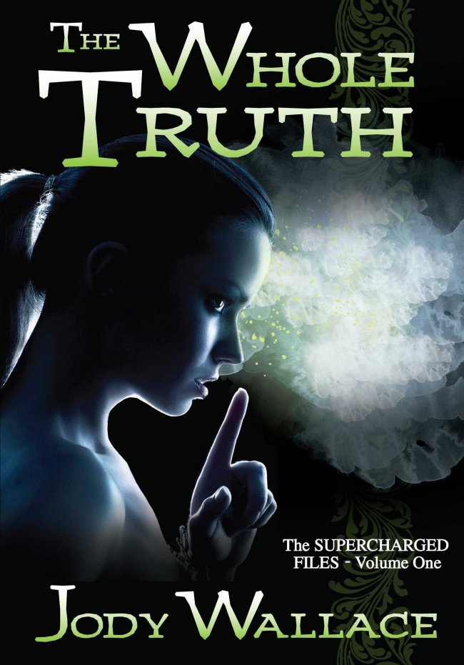 cover for the whole truth by jody wallace
