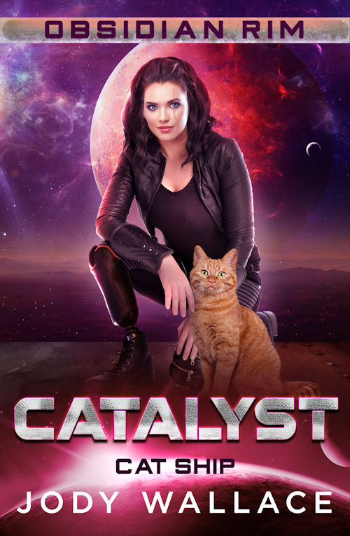 The cover of Catalyst by Jody Wallace
