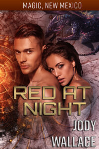 red at night cover
