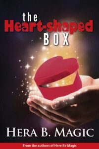 The Heart Shaped Box is a cover of an anthology by many authors