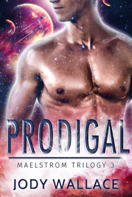 prodigal by jody wallace is an sf romance set on post apocalyptic earth