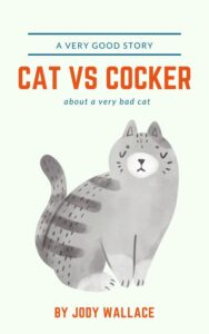 a book called cat vs cocker by jody wallace