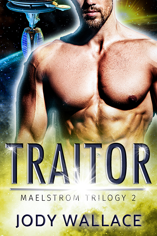 Traitor by Jody Wallace is an SF romance set in post-apocalyptic earth
