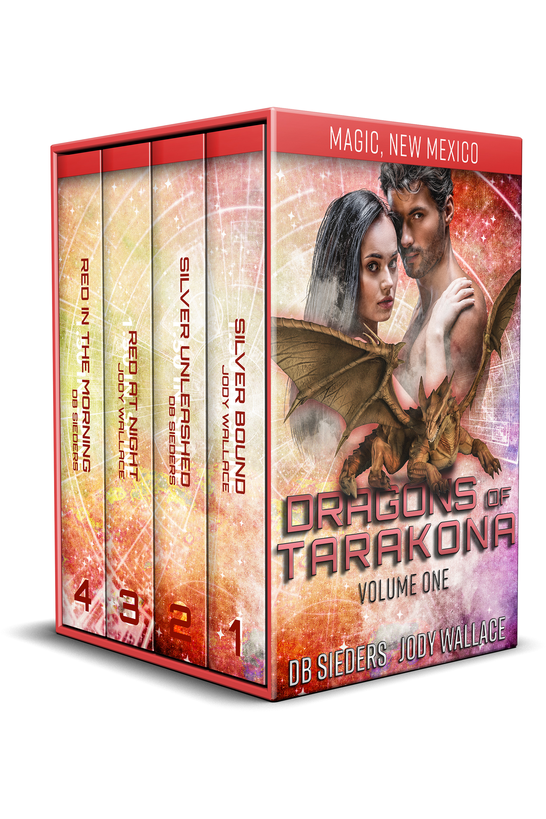 a box set for the dragons of tarakona series books one through four